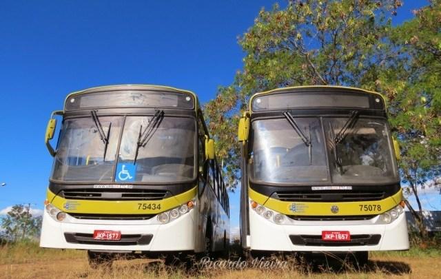 Anápolis: Urban suspende várias linhas de ônibus nesta semana