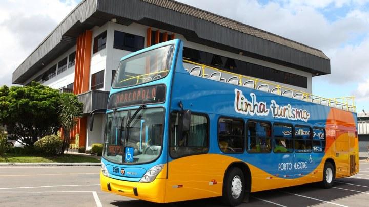 Porto Alegre: Linha Turismo terá drive-thru móvel musical para arrecadar doações