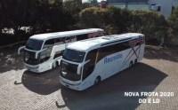 Vídeo: Reunidas Paulista renova parte de sua frota com modernos ônibus Comil Scania