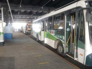 Terminais de ônibus intermunicipais do Rio adotam protocolos sanitários com o retorno dos ônibus para a capital
