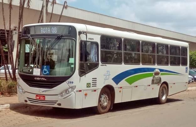 MG: Vídeo mostra ônibus  circulando lotados em Patos de Minas