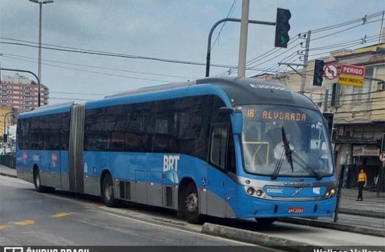 Prefeitura do Rio aplica 346 multas ao BRT em três dias de fiscalização