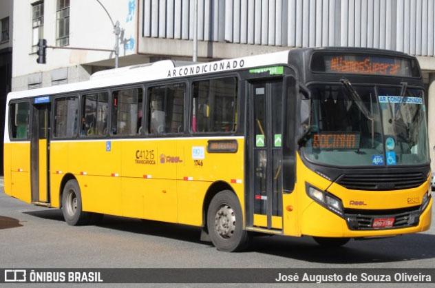 Prefeitura do Rio define novas regras para marcação do distanciamento entre passageiros em pé nos ônibus