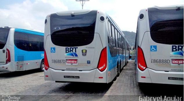 BRT Rio anuncia mudança operacional a partir desta quarta-feira 1º de julho