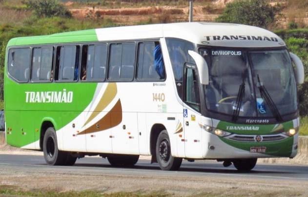 MG: Homem acaba morrendo após ser atropelado por ônibus da Viação Transimão
