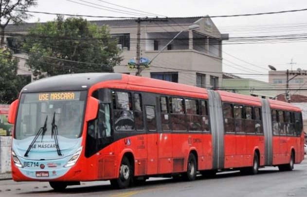 Curitiba: Ônibus seguem com lotação restringidas. Confira as novas regras
