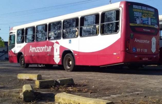 Macapá retorna com apenas  30% da frota de ônibus na reabertura gradual do comércio