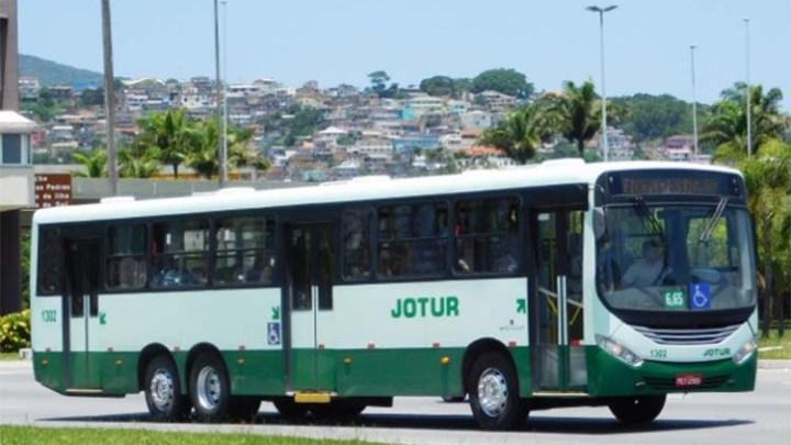 Florianópolis: Ônibus da empresa Jotur seguem proibidos de entrar na cidade a partir desta sexta-feira (26)