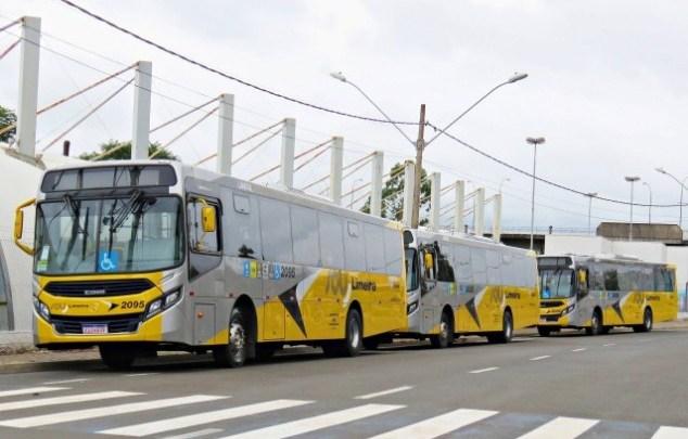 SP: Limeira amplia horário de ônibus na retomada do comércio