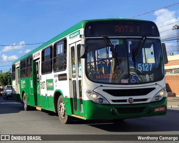 Cuiabá decreta toque de recolher e redução na frota de ônibus durante duas semanas