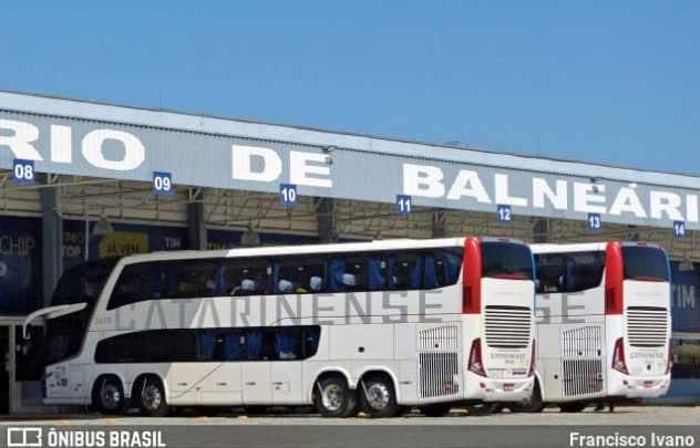 SC: Rodoviária de Balneário Camboriú retoma as atividades