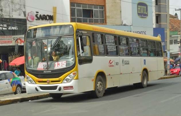 PE: Caruaru aumentará 30% a frota de ônibus nos próximos dias