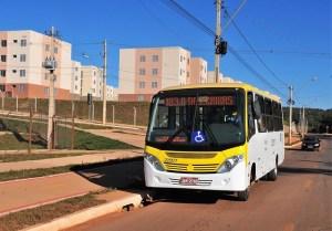 DF: São Sebastião ganha uma nova linha de ônibus