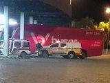 MG: Ônibus da Buser acaba apreendido na noite desta quarta-feira em Juiz de Fora