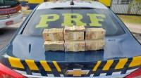 Pelotas: PRF apreende R$ 280 mil sem procedência em ônibus com passageiro da Expresso Embaixador