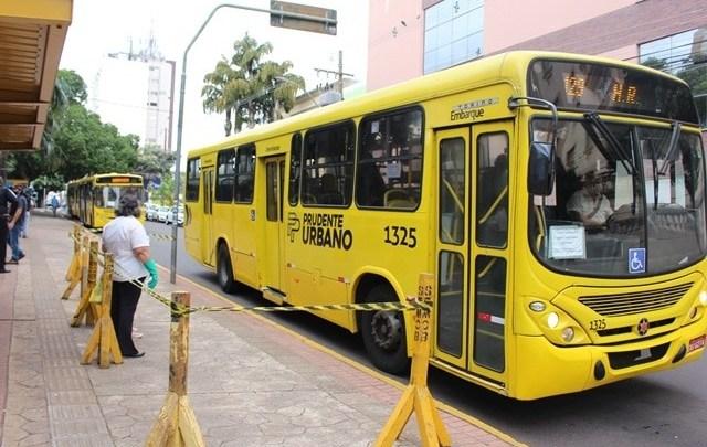 SP: Prefeitura de Presidente Prudente fiscaliza a higienização no transporte público