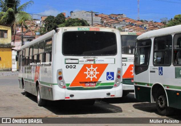 AL: Funcionários da Auto Viação Veleiro fazem manifestação em Rio Largo