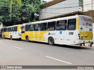 Rio Branco: RBtrans vistoria garagem da Viação Floresta
