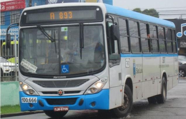 Homem é morto durante assalto a ônibus nesta terça-feira em São Luís
