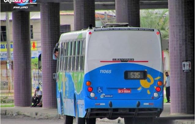 ES: Polícia prende homem que realizava assaltos em a ônibus na Grande Vitória