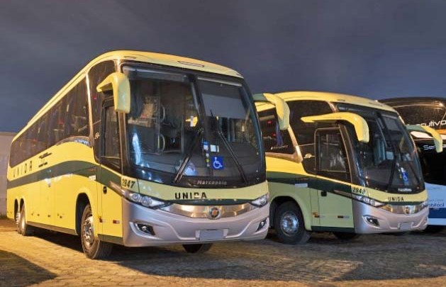 Unida Mansur e Filhos renova com New G7 1200 Mercedes-Benz