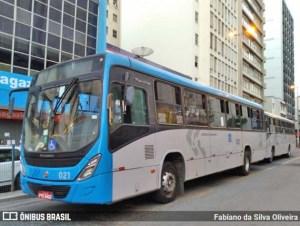 Ônibus voltam a circula gradativamente em Juiz de Fora