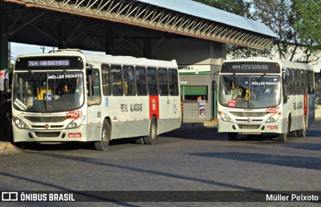 Maceió não registra assaltos a ônibus no mês de junho, diz SSP