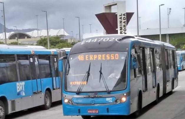 Consórcio BRT Rio informa que pode parar operação já no mês de agosto