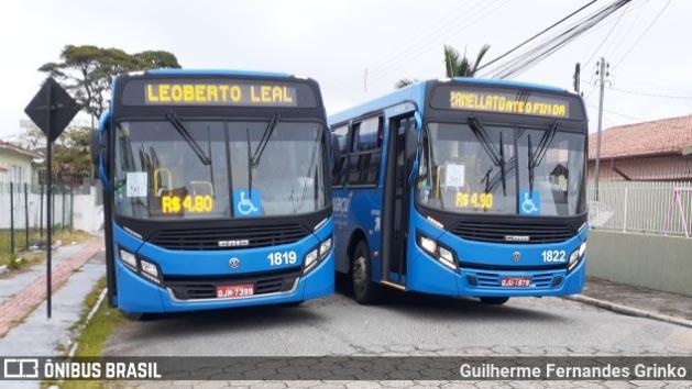 Grande Florianópolis: Biguaçu Transportes Coletivos retoma operação de algumas linhas