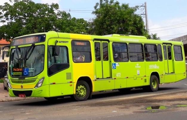 Prefeitura de Teresina anuncia redução da frota de ônibus para esta sexta-feira
