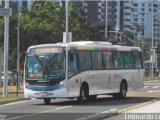 Rio: Ônibus na Zona Oeste circulam com ar desligado e passageiros sem máscara