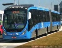 BRT Rio segue com problemas de lotação e atrasos neste sábado
