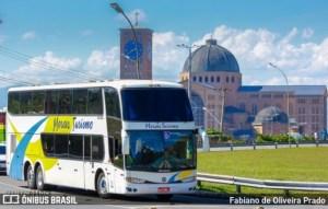 SP: Aparecida segue com restrição ao turismo rodoviário por conta da Covid-19