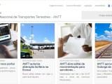 ANTT lança novo portal migrando para a plataforma Gov.br