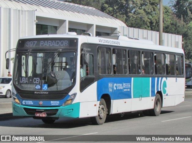 Rio: Ônibus da linha 397 é assaltado nesta manhã na Avenida Brasil