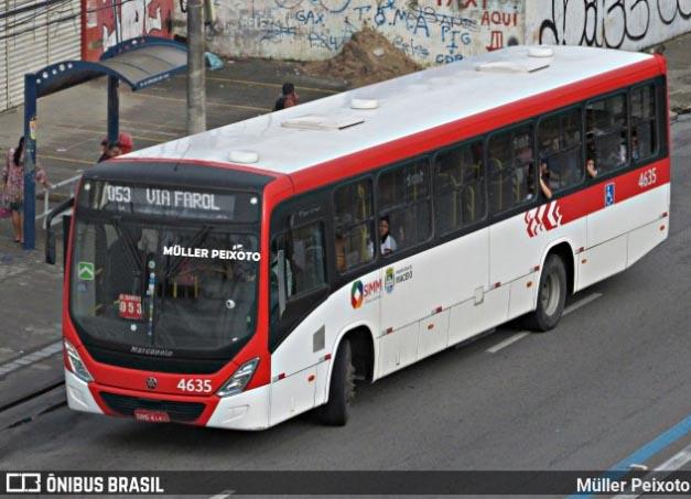 Maceió: SMTT intensifica fiscalização nos ônibus