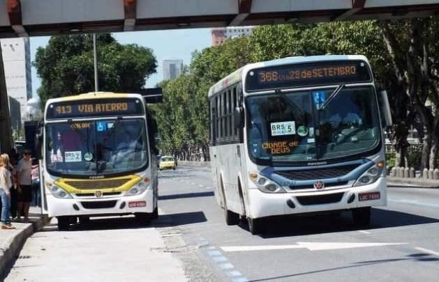 Rio: Pesquisa do Cefet mede poluição provocada por frota de ônibus urbanos