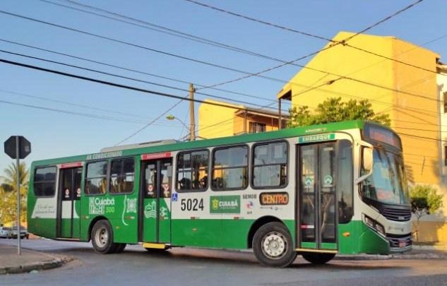Motorista de ônibus de Cuiabá morre por Covid-19 e categoria segue assustada
