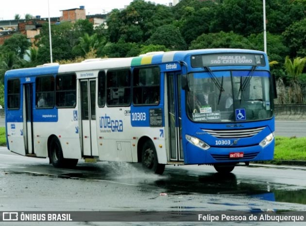 Salvador: Passageira acaba baleada durante assalto a ônibus nesta manhã