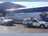 MG: Fiscalização da ANTT apreende seis ônibus clandestinos no Triângulo Mineiro