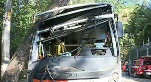 São Paulo: Acidente com ônibus deixa 11 feridos no Morumbi na manhã desta segunda-feira