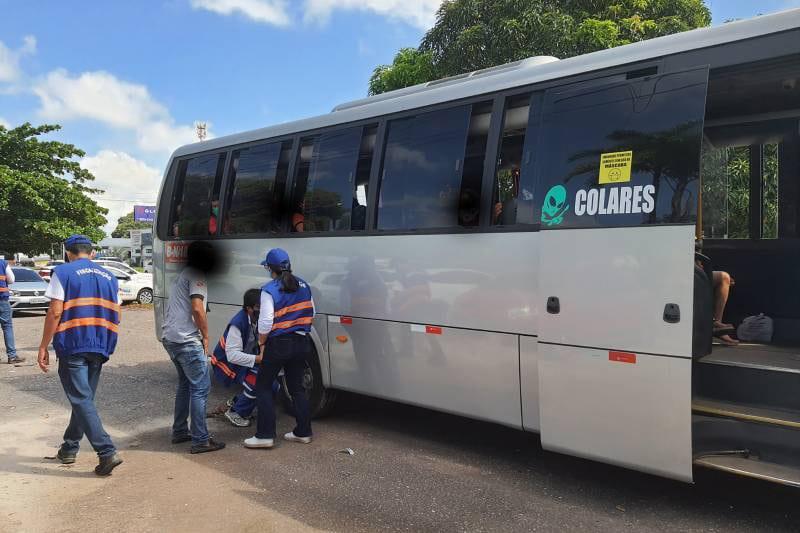 Pará: Arcon atua no controle dos protocolos de segurança em portos e terminais