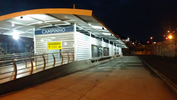 Rio: Estação BRT Campinho é reformada e entregue aos passageiros