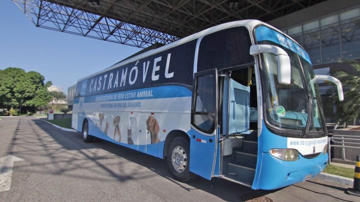 Rio: Terminal Paulo da Portela receberá o Castramóvel em setembro