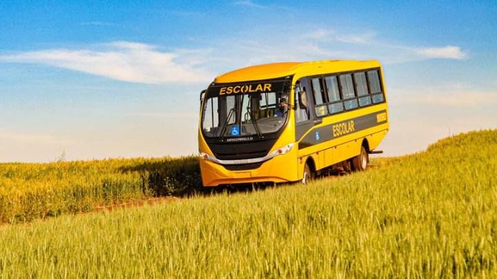 Mascarello produzirá 1.200 unidades para o programa Caminho da Escola