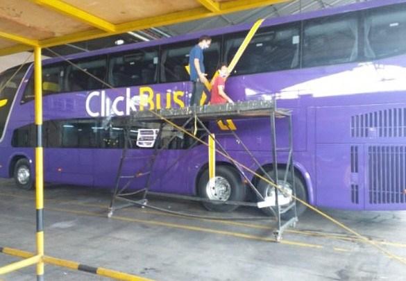ClickBus X deve começar operar o trecho Rio x Belo Horizonte x Rio