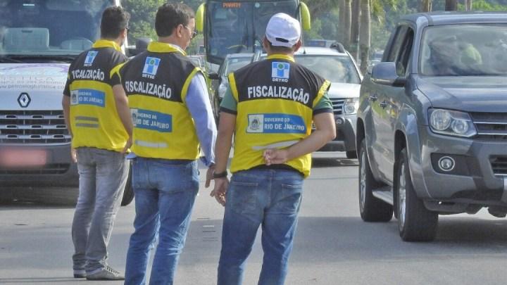 RJ: Fiscalização do Detro aplica 123 multas na primeira quinzena de agosto