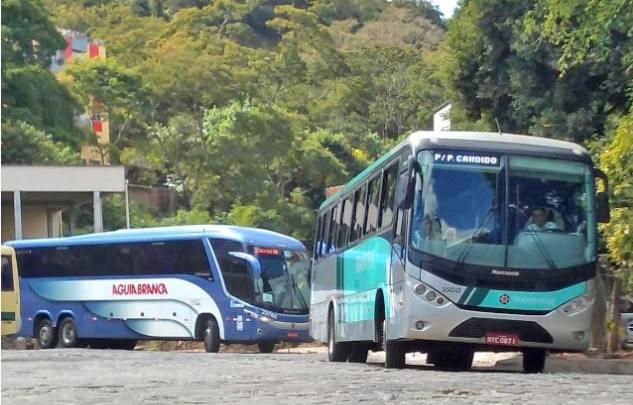 MG: Rodoviária de Viçosa recebe barreira sanitária exclusiva para passageiros de ônibus