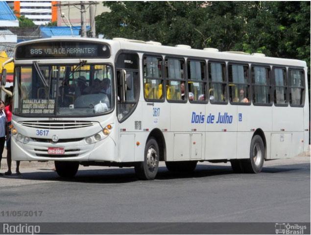 BA: Transporte intermunicipal retoma operação parcial em Camaçari