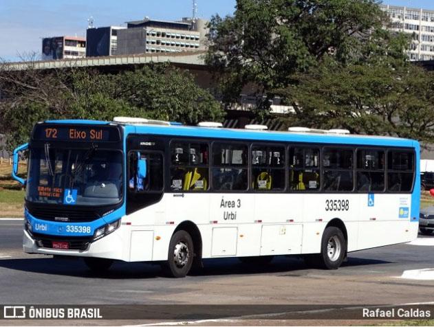 DF: Justiça determina que empresas de ônibus cumpram normas de higienização